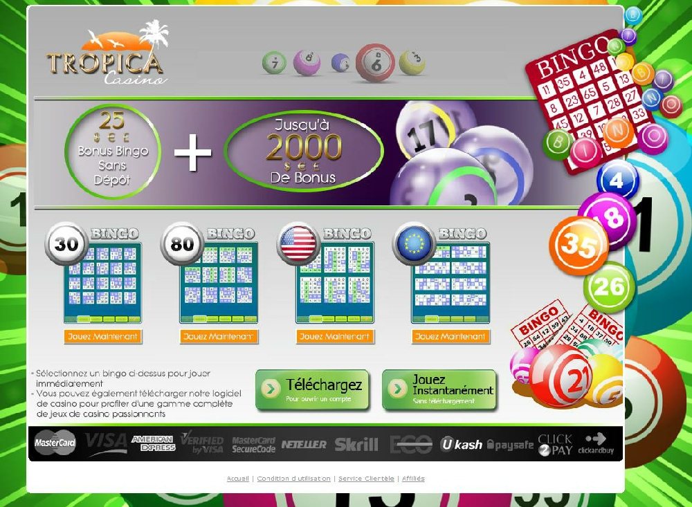 casino en ligne depot minimum 5 euros